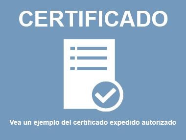 certificado ejemplo